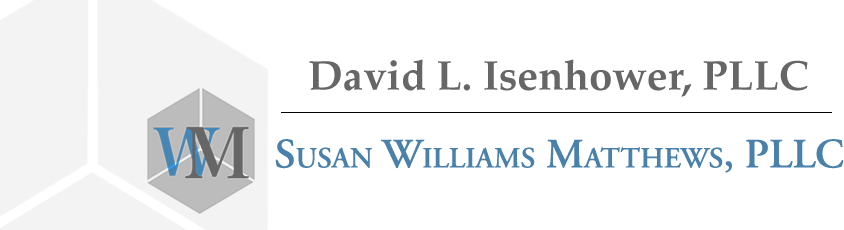 David L. Isenhower, PLLC - Susan Williams Matthews, PLLC